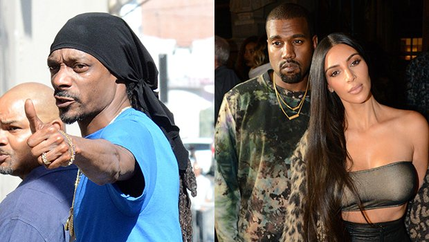 Snoop Dogg Not Scared Of Kim Kardashian Or Kanye West Clapping Back After His Diss