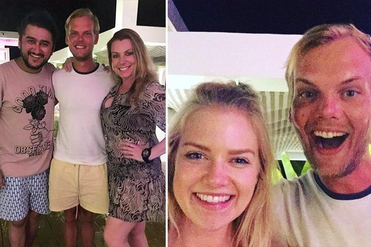 Avicii dead – Swedish DJ smiles for pictures with fans just days before his shock death at 28