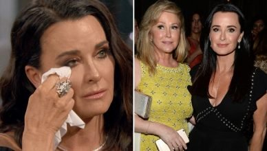 'RHOBH' Tea Time: Kyle Richards Breaks Down After Revealing Why She Hasn't  Spoken to Sister Kathy Hilton in 6 Months
