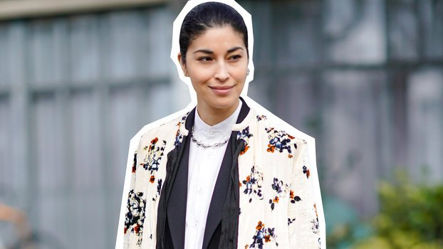 Your Guide To Wearing Florals at Work