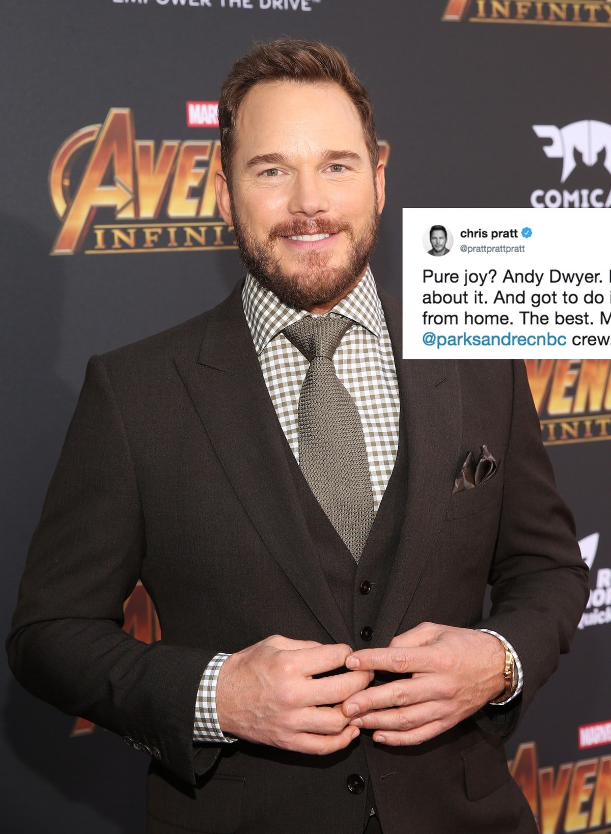 Chris Pratt Admitted He Loves Andy Dwyer As Much As 'Parks & Rec' Fans Do — If Not, More