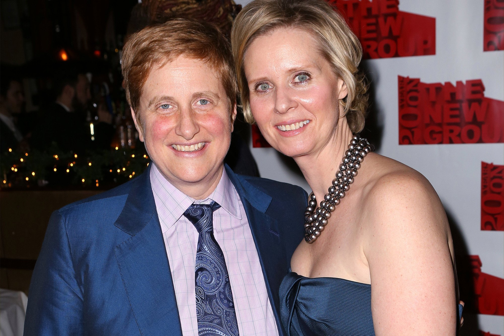 Cynthia Nixon reveals tax returns