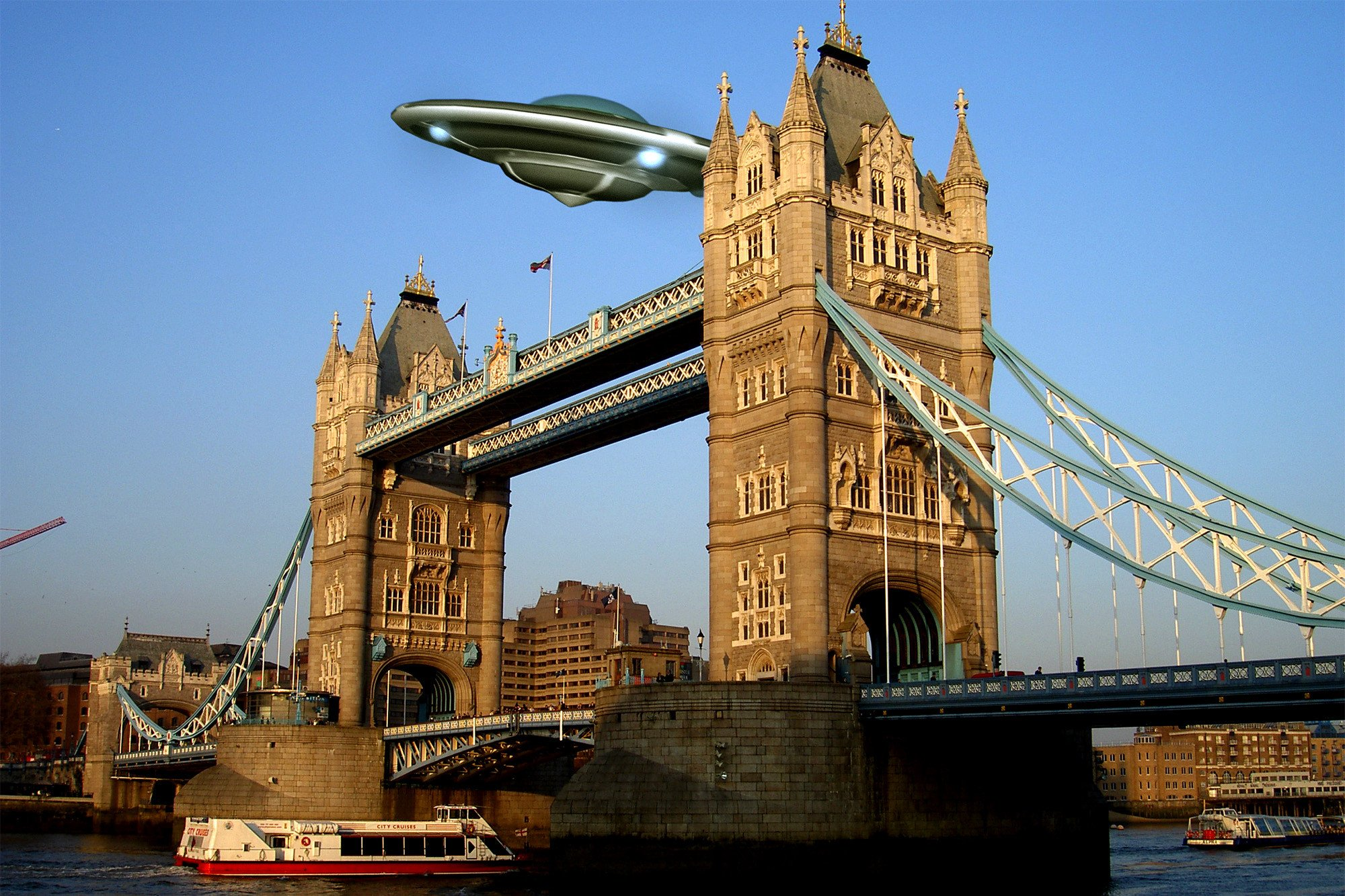 Real-life X-Files reveal Britain tried to bury its UFO problem