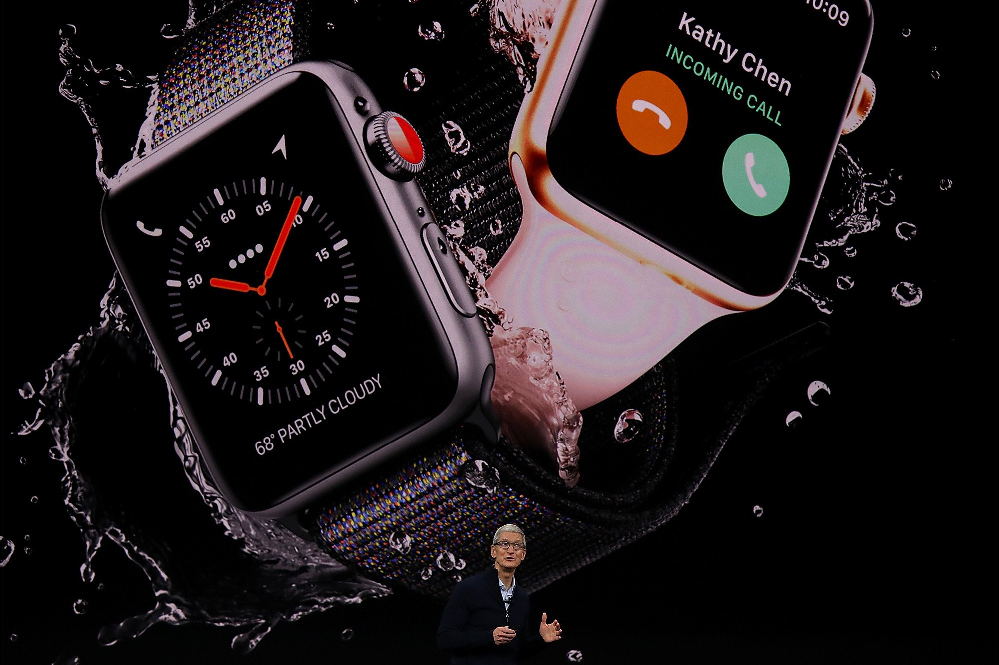 76-year-old thanks Tim Cook after Apple Watch saved his life
