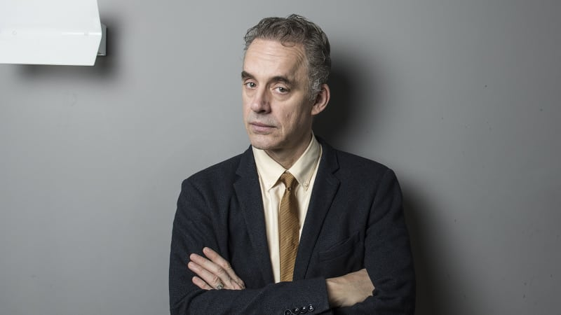Jordan Peterson is sad the patriarchy Is dying