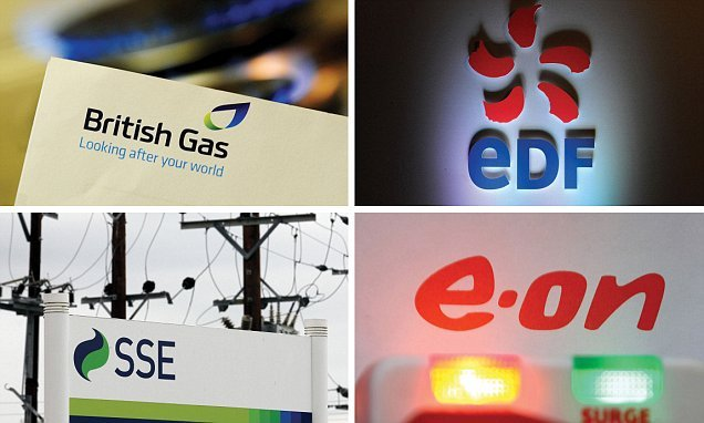 Energy firm SSE hikes its electricity and gas prices by 6.7%
