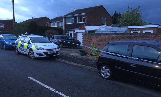 Man and woman are found dead at a home in a quiet cul-de-sac