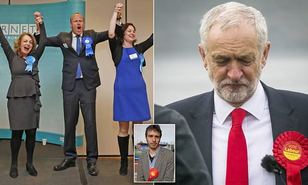 Jeremy Corbyn CANCELs visit to Barnet but told to come to apologise