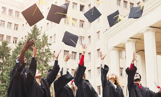 Nearly a third of students set to get first class degrees this year