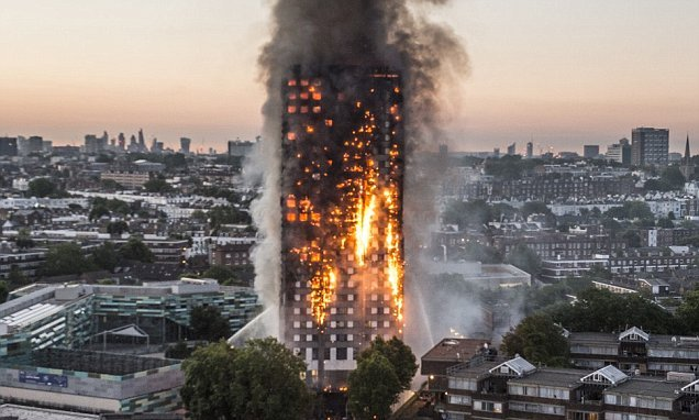 Uproar at Grenfell inquiry as woman collapses