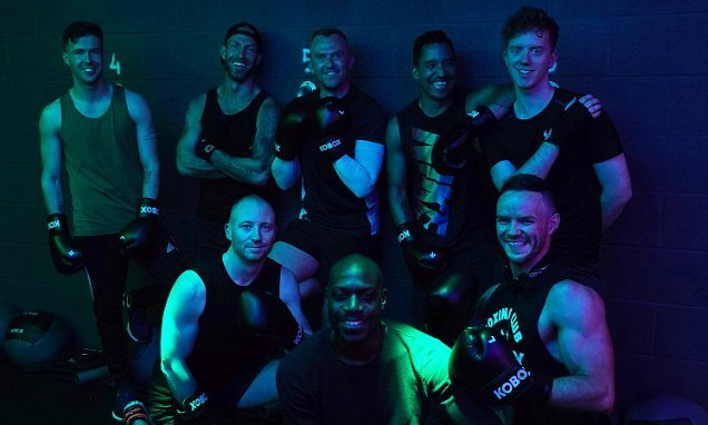 Boxing studio launches new initiative to encourage gay men to join