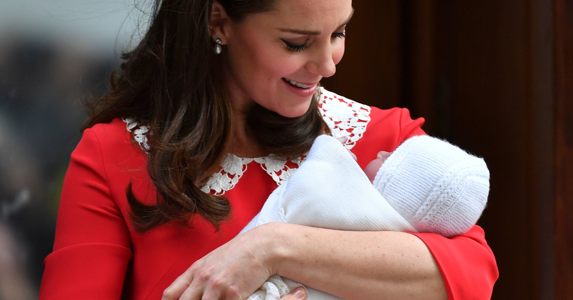 Here's When We Will See Duchess Kate Again Following The Birth Of Prince Louis