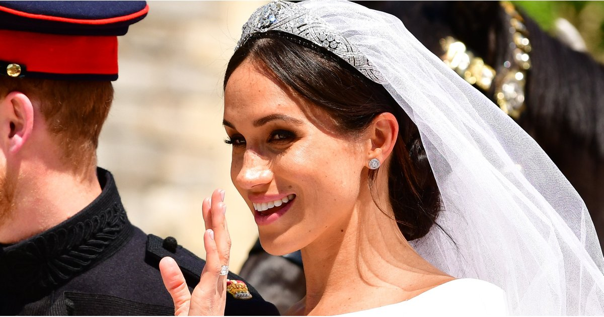 Meghan Markle Couldn't Wear This 1 Tiara on Her Wedding Day — But She Got By Just Fine