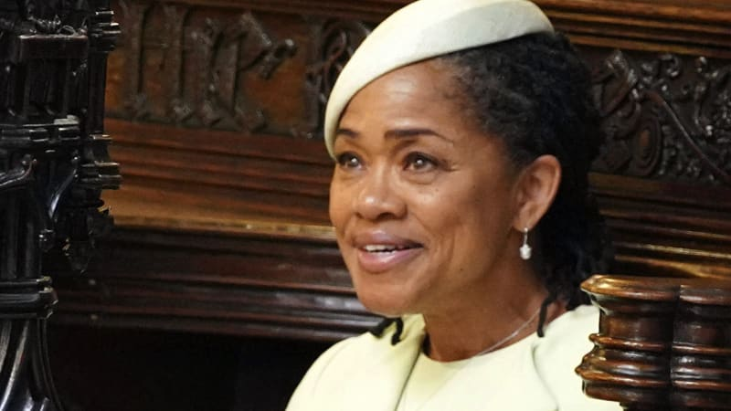 Royal Wedding: Doria Ragland was all that Meghan Markle needed