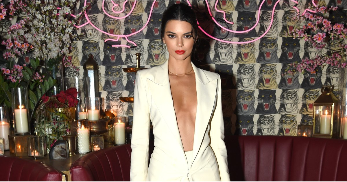 Kendall Jenner's Recent Outfits Have Been So Sexy, They Might Give You Heart Palpitations