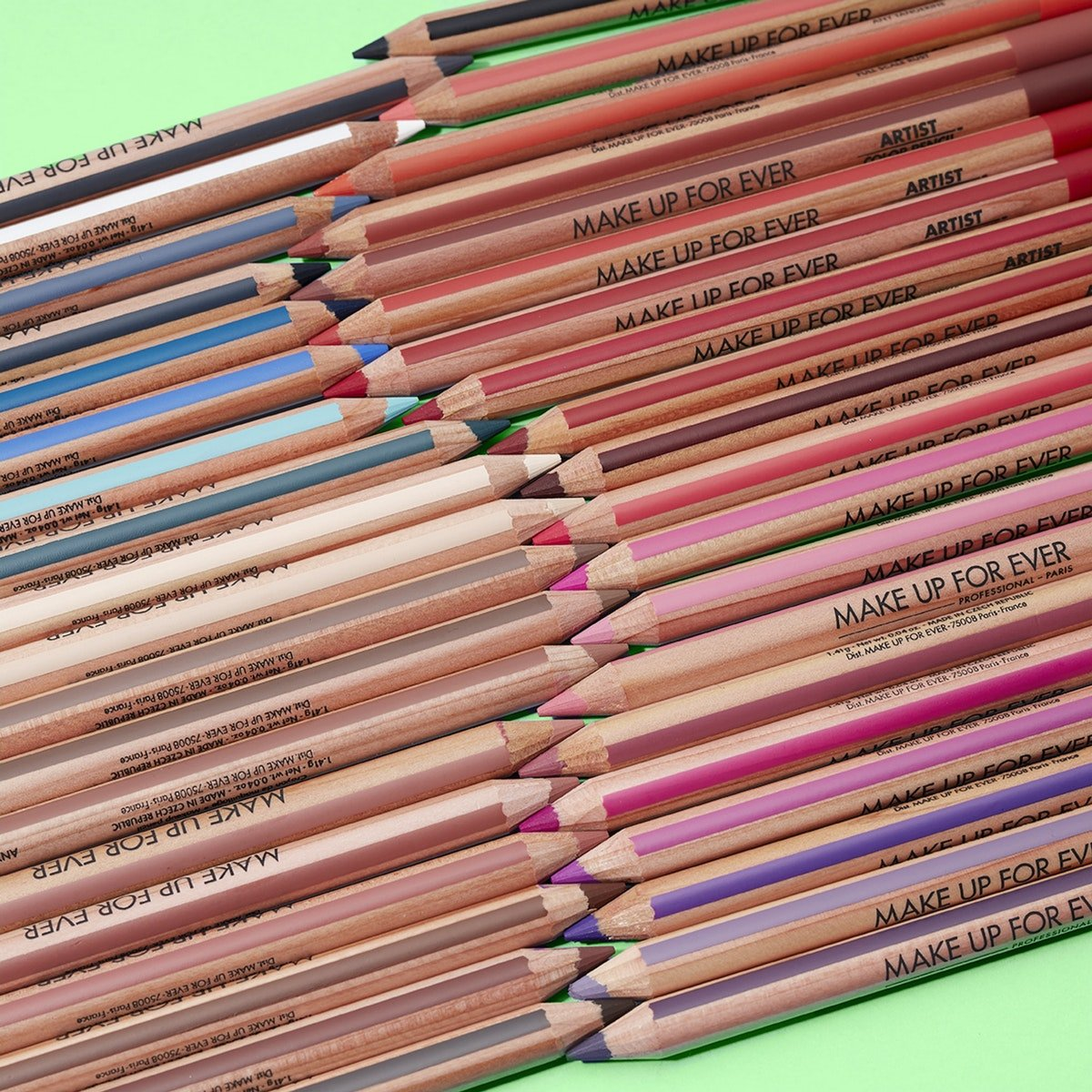 Make Up For Ever's Artist Color Pencil Line Will Have You Seeing So Much Color For Pride