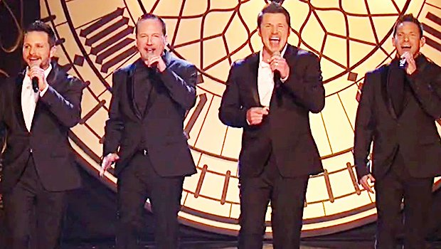 98 Degrees Gives Epic Performance Of Greatest Hits Medley At 2018 Miss USA Competition