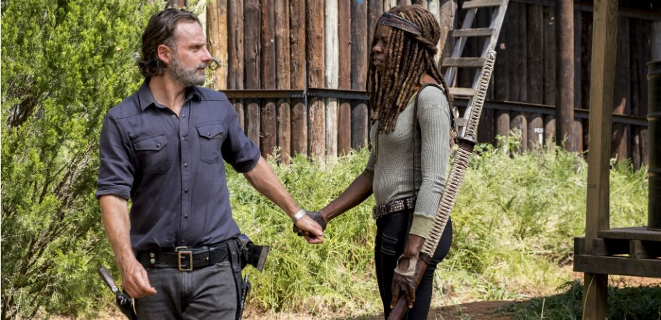 'The Walking Dead' Season 9: Will The New Casting Spell The End For Michonne?