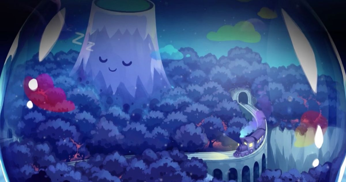 New bedtime story app helps kids fall asleep using relaxing beats and sounds