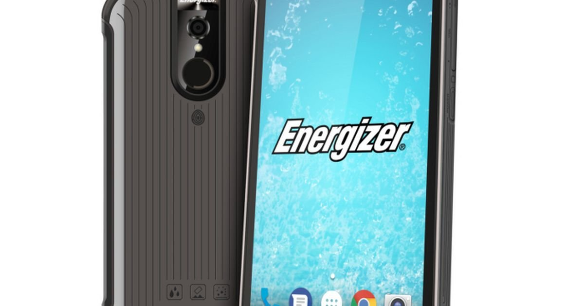 Energizer launches a range of smartphones with a battery life of two weeks