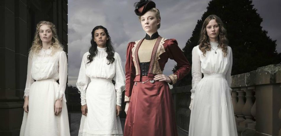 'Picnic At Hanging Rock' Stars Natalie Dormer As It Re-Imagines An Eerie Australian Classic