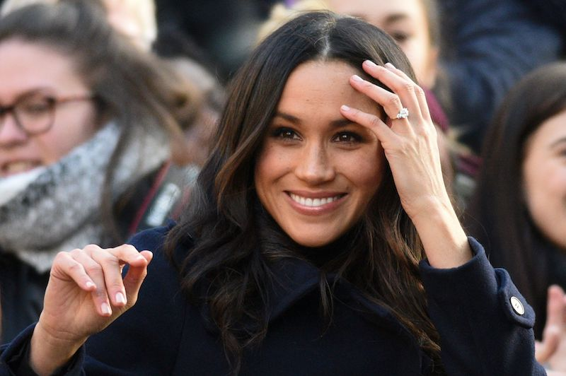 Meghan Markle and More Popular Celebrities With Stunning Engagement Rings