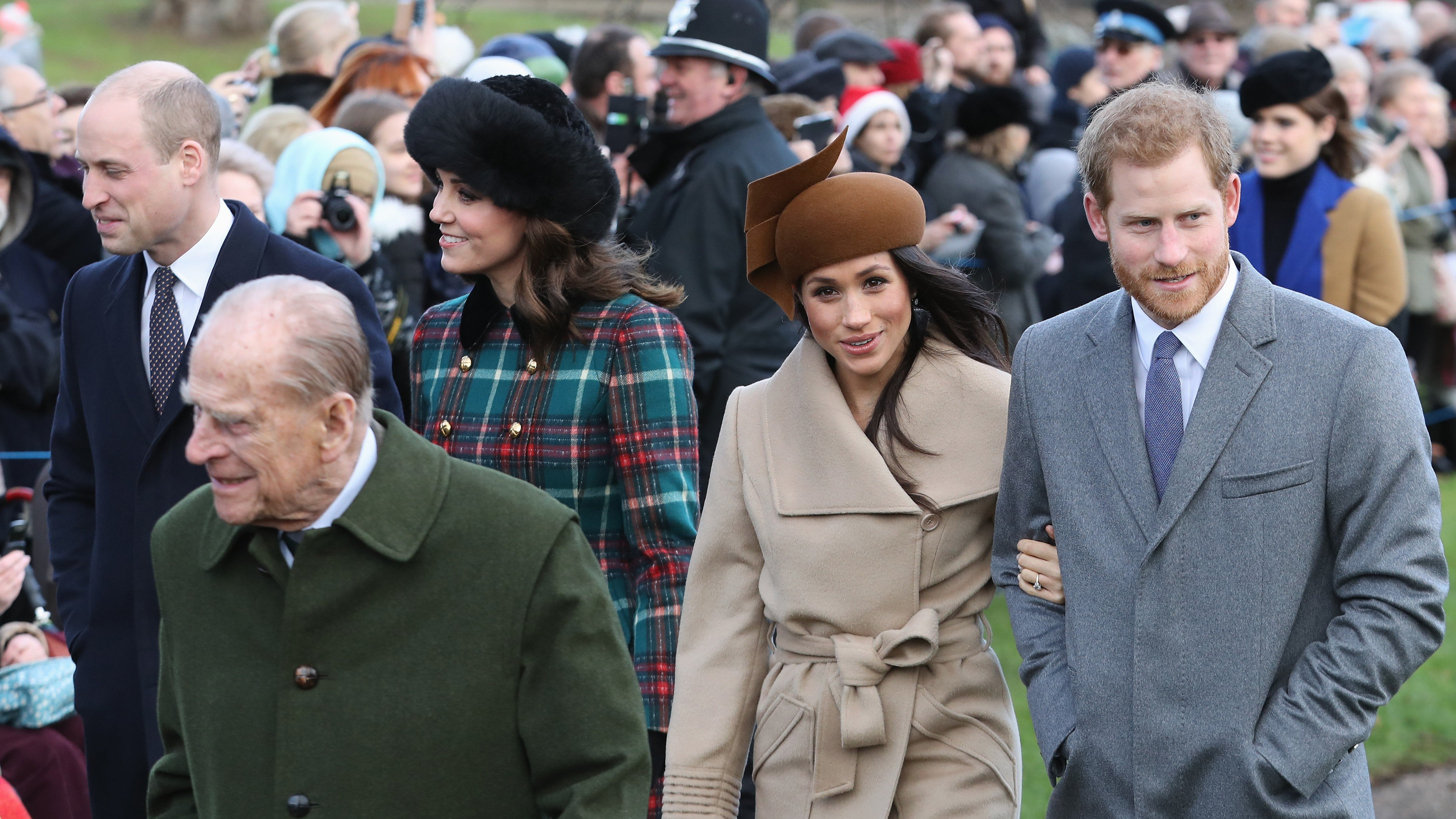 The Queen is Reportedly Personally Peeved at Meghan Markle's Father