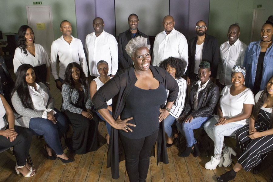 Meet The Kingdom Choir, The British Gospel Choir That Snatched Our Wigs At The Royal Wedding