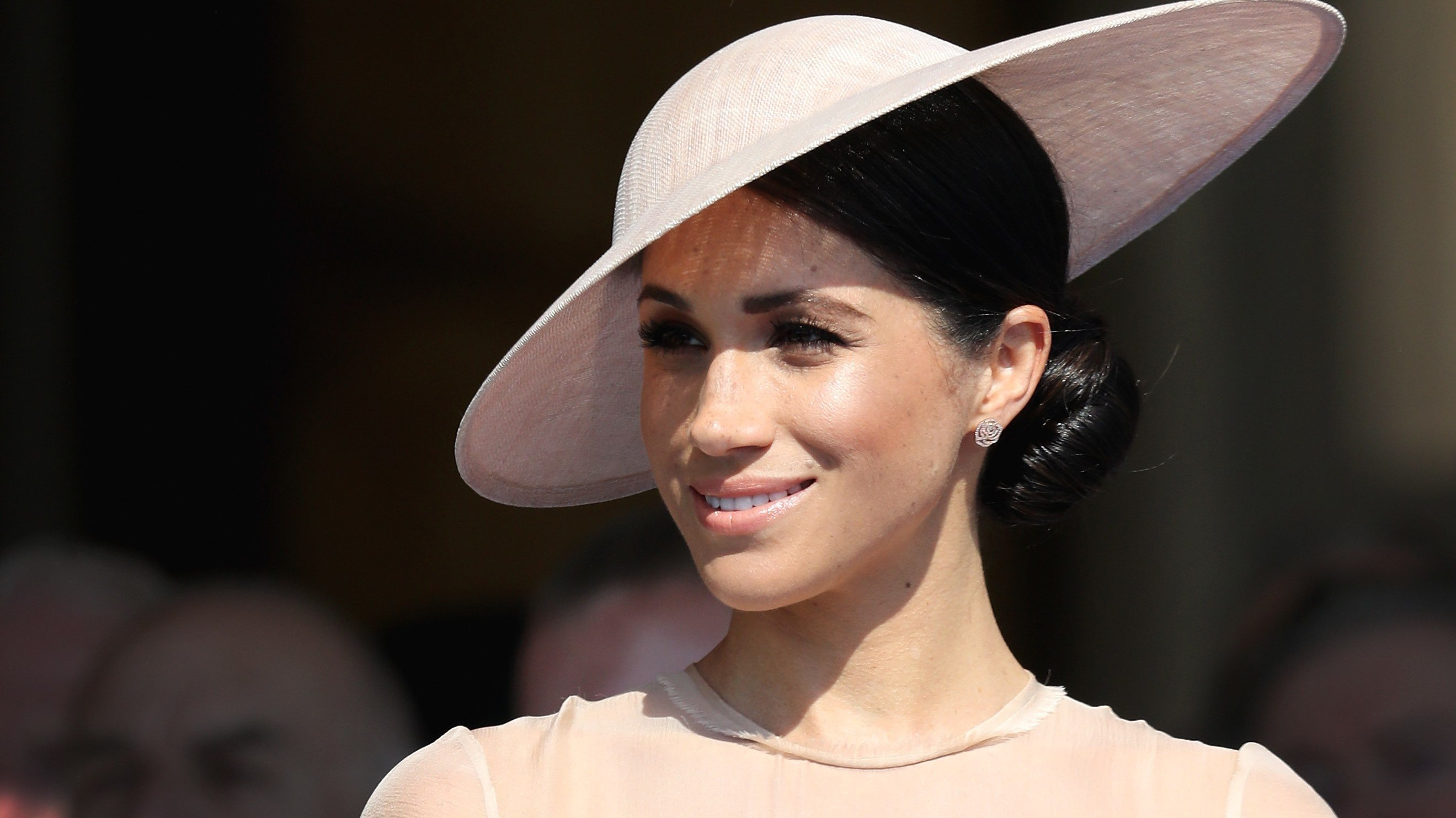 This is What Meghan Markle's Coat of Arms Looks Like