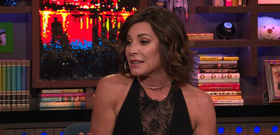 #RHONY Star Luann Thinks She Might Have Been Drugged The Night Of Her Arrest