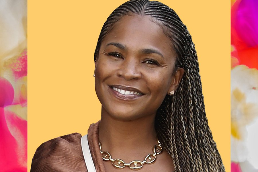 Nia Long Debuts New Cornrowed Style—And We're Loving It