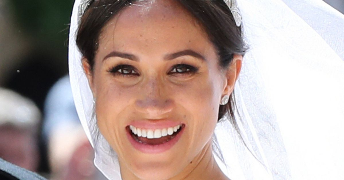 Two photos of Meghan Markle – taken 22 years apart – that prove dreams come true
