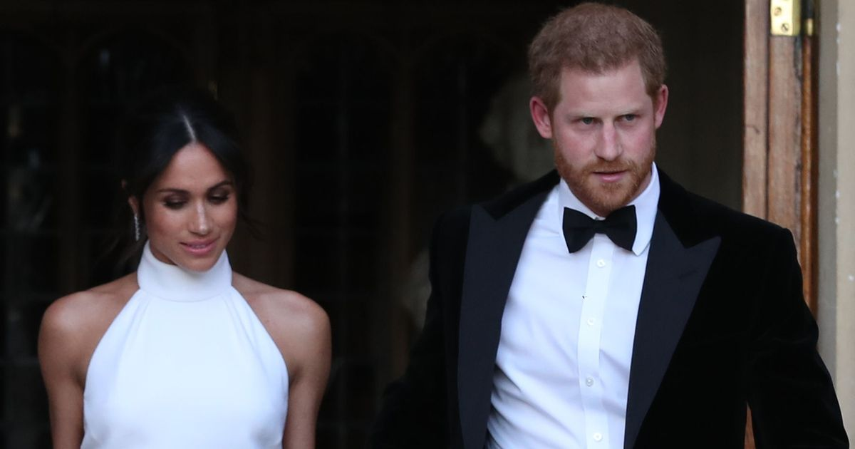 Inside Prince Harry and Meghan Markle's royal wedding after-party