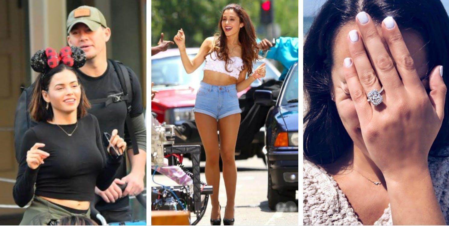 10 Celeb Couples Who Got Engaged In 2018 And 10 We Didn't Expect To Break Up