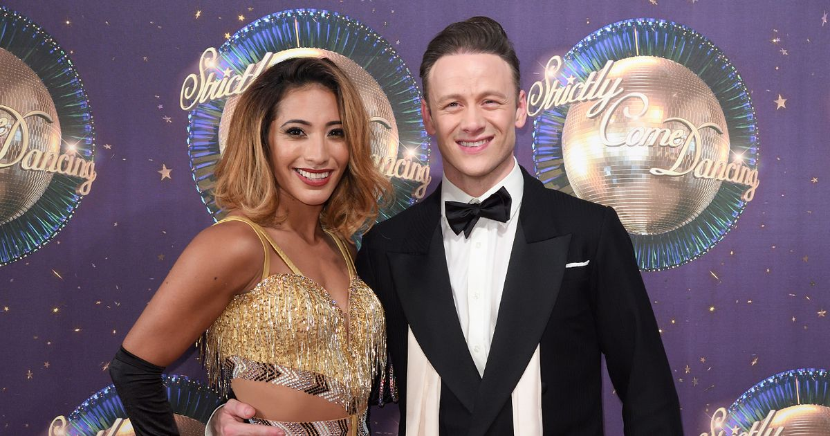 Kevin Clifton and estranged wife Karen will be on new Strictly despite love woes