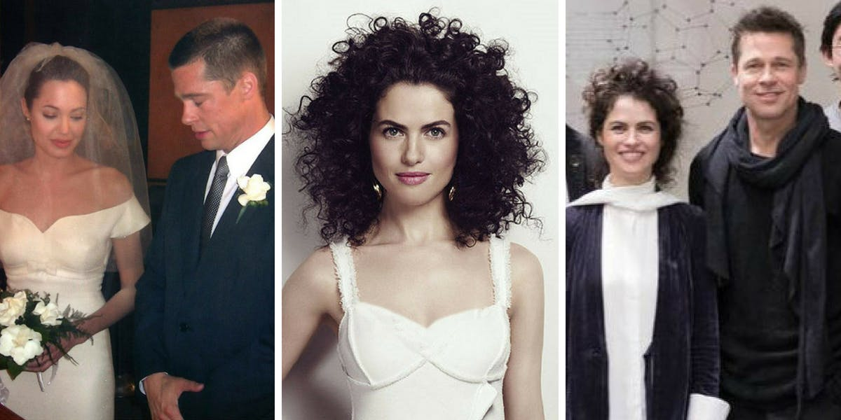 Angelina Jolie Vs. Brad Pitt's New GF Neri Oxman: 20 Facts About His New Love Life