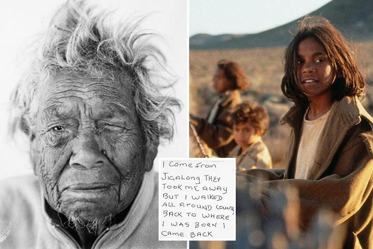 Daisy Kadibil dead at 95 – Last of Rabbit-Proof Fence girls whose trek home was made into famous film passes away