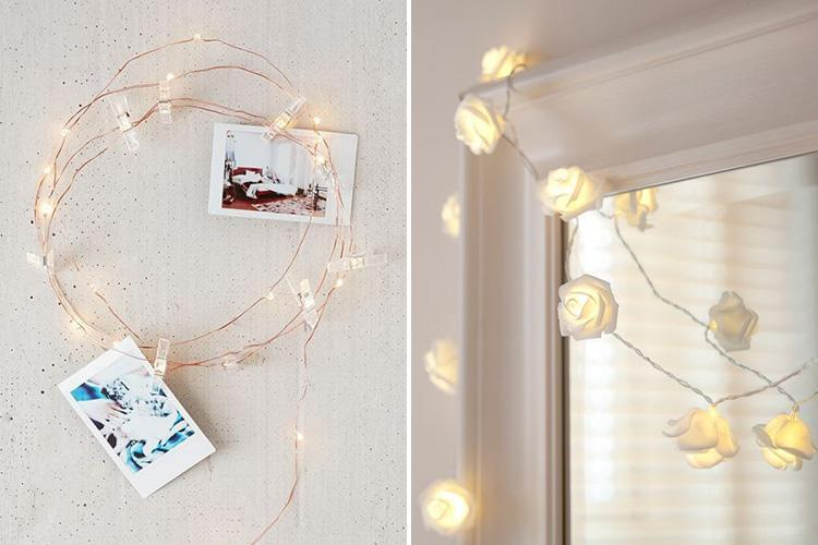 Make your bedroom a cosy haven with these Instagram-approved fairy lights