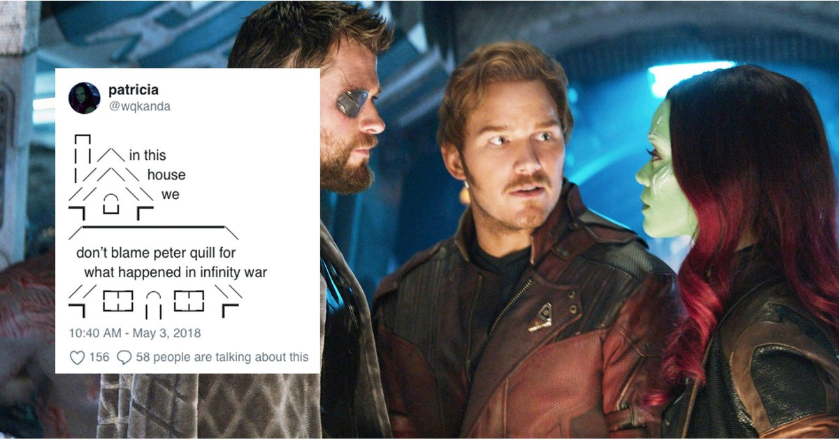 Infinity War Fans Have SO Many Feelings About Star-Lord After He Did . . . That