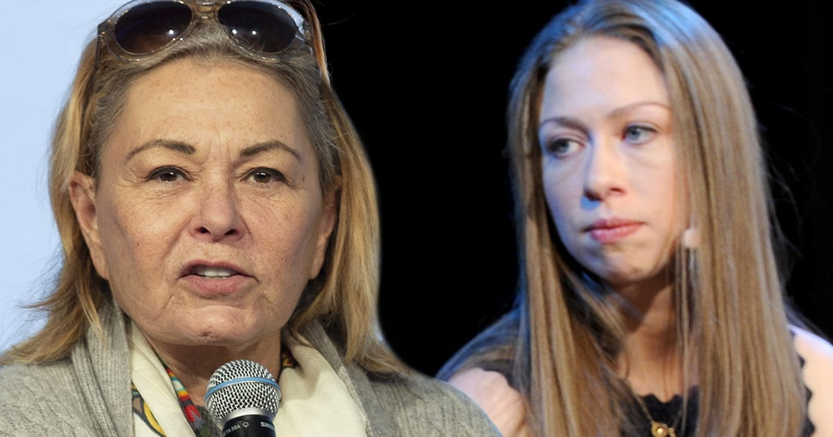 Chelsea Clinton Kills Roseanne Barr's Latest Conspiracy Theory With Kindness