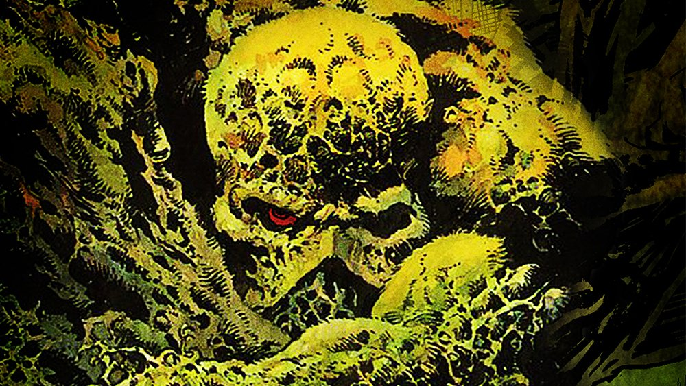 'Swamp Thing' Series in the Works at DC Streaming Service