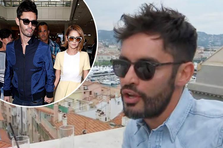 Cheryl's ex Jean-Bernard Fernandez-Versini reveals he's still single and looking for 'the one' during awkward Good Morning Britain interview