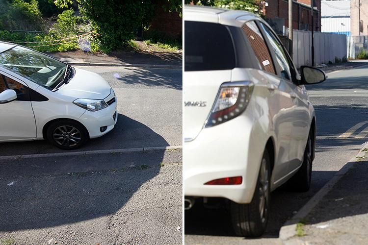 Driver fined £25 for parking in 'invisible' bay with no road markings or restriction notices