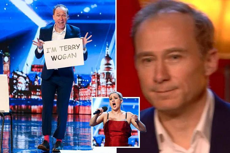 Britain's Got Talent fans outraged after panto comic Ben Langley misses out on semi-finals – but a cake-eating opera singer gets through