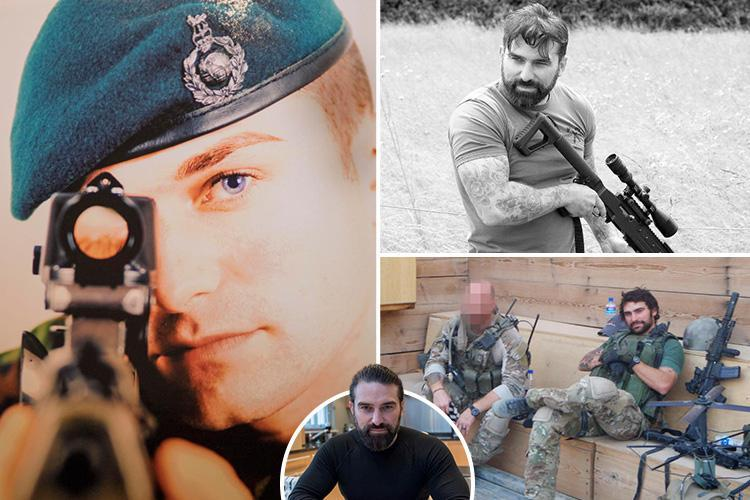 Tough guy Ant Middleton reveals killing someone is the 'closest thing to feeling like God'