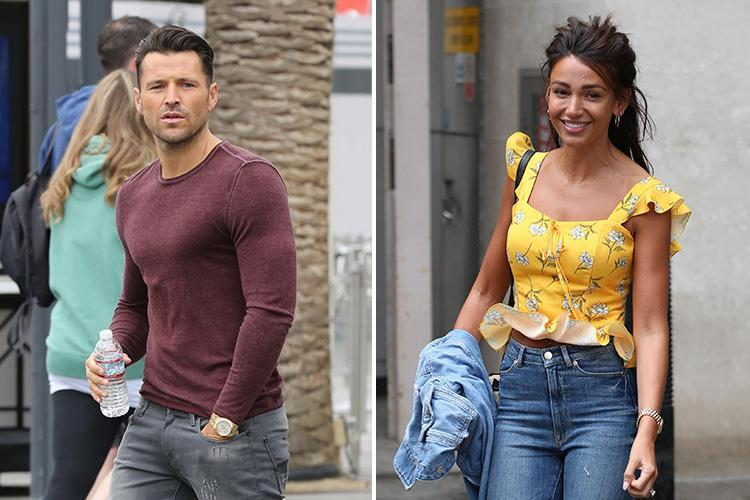 Michelle Keegan reveals she will NEVER move to America full-time even though husband Mark Wright now lives in LA