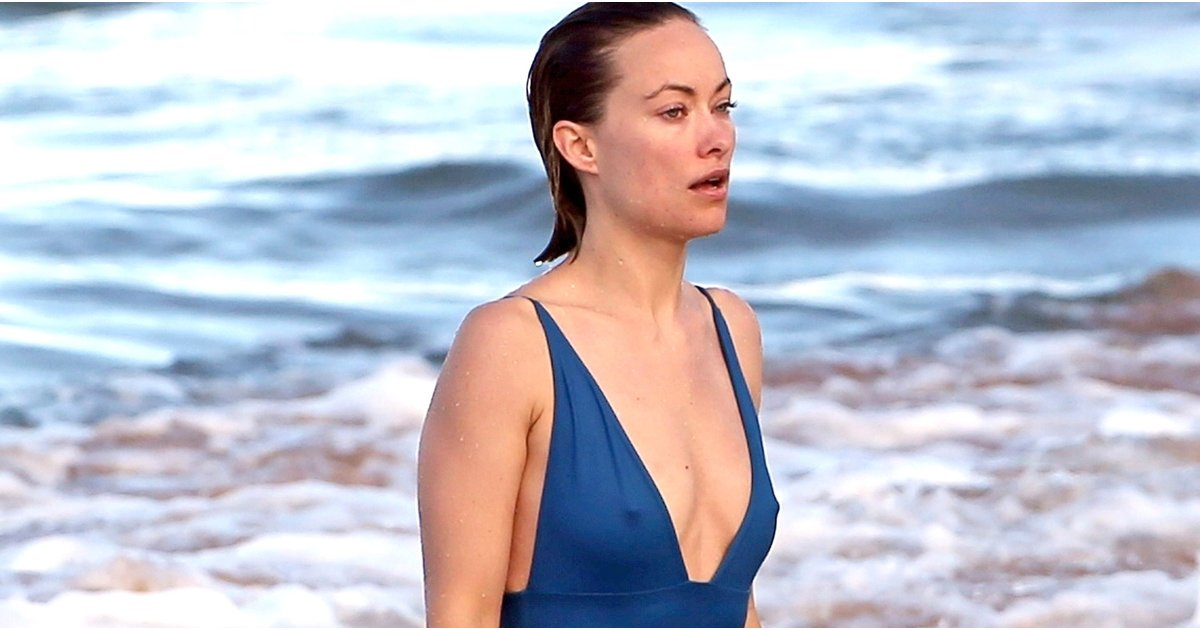 Olivia Wilde's Swimsuits Are Sophisticated and Sexy All at Once, and Man, We Can't Stop Staring