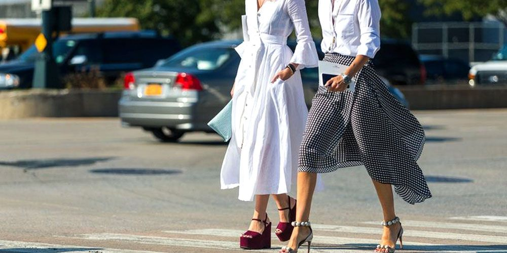 What To Wear To Work This Summer Without Sweating To Death On Your Commute