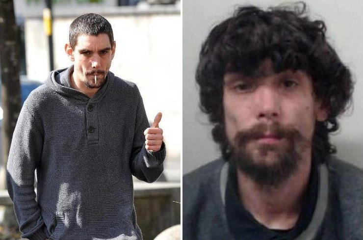 Homeless 'hero', Chris Parker, who stole from Manchester bomb victims boasts about cushy new life behind bars