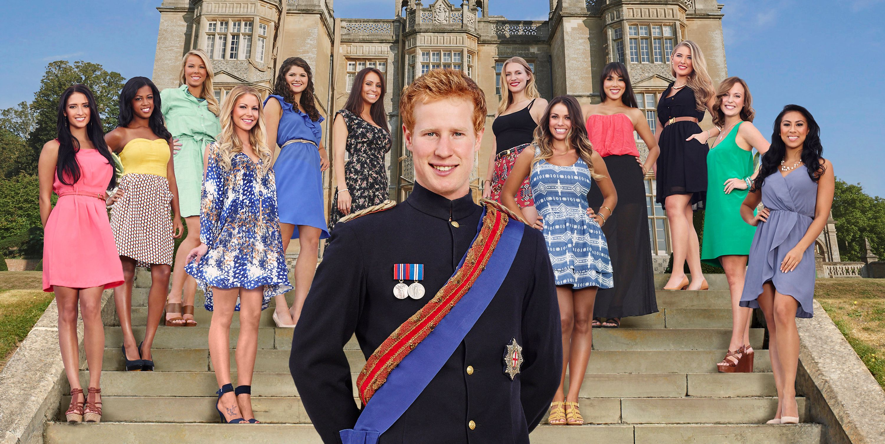 Never Forget the Time a Reality TV Show Tried to Convince 12 American Women They Were Dating Prince Harry